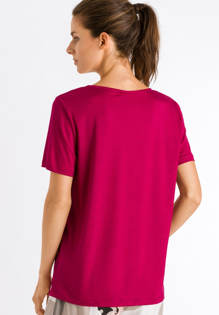 Balance - Lyocell Short Sleeved Top - HANRO