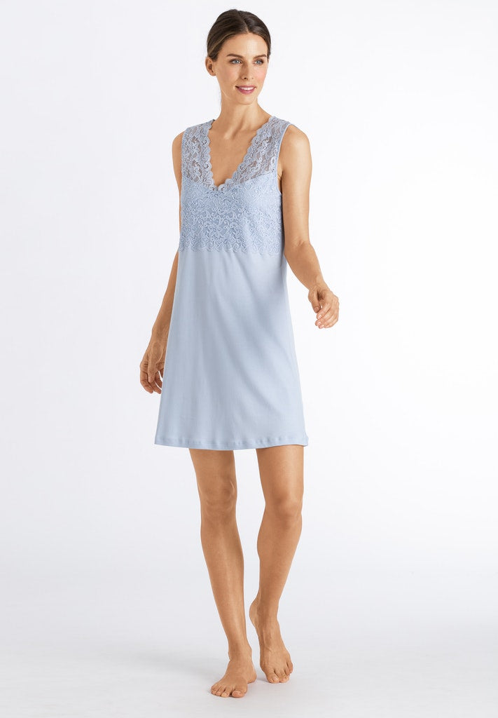 Moments - Cotton Sleeveless Nightdress - HANRO