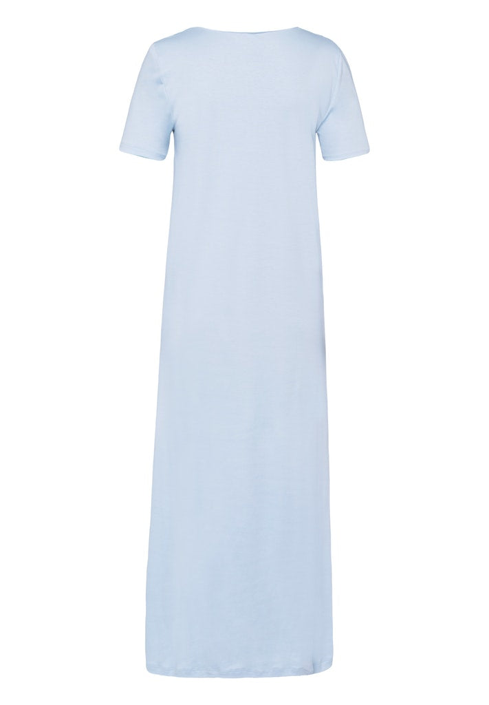 Moments - Cotton 130cm Sleeved Nightdress - HANRO