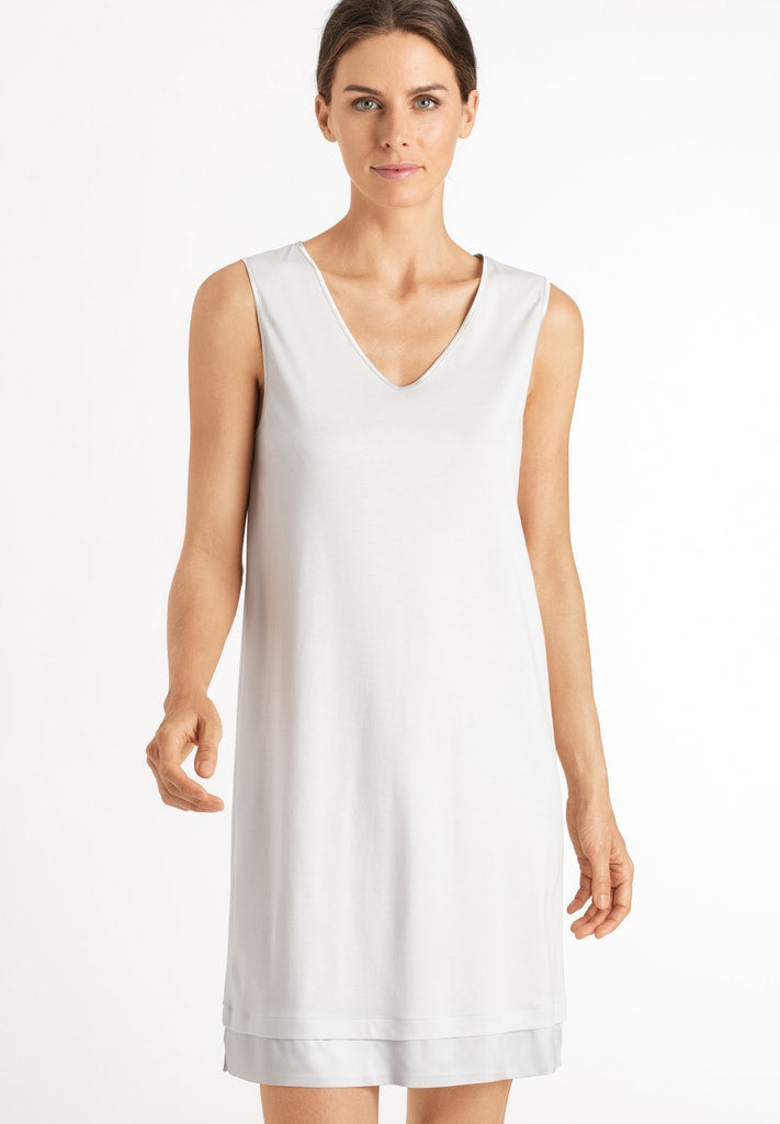 Lamia - Cotton Sleeveless Nightdress - HANRO