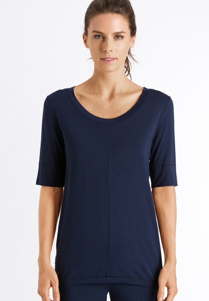 Yoga - Sleeved Top - HANRO