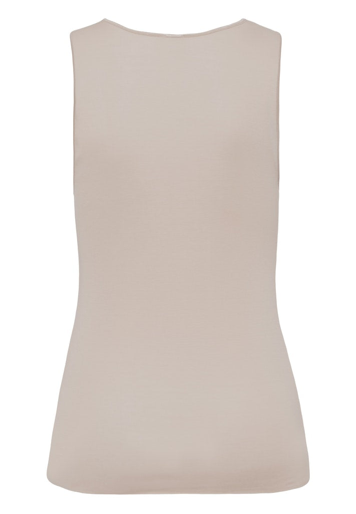 Moya - Cotton Sleeveless Top - HANRO