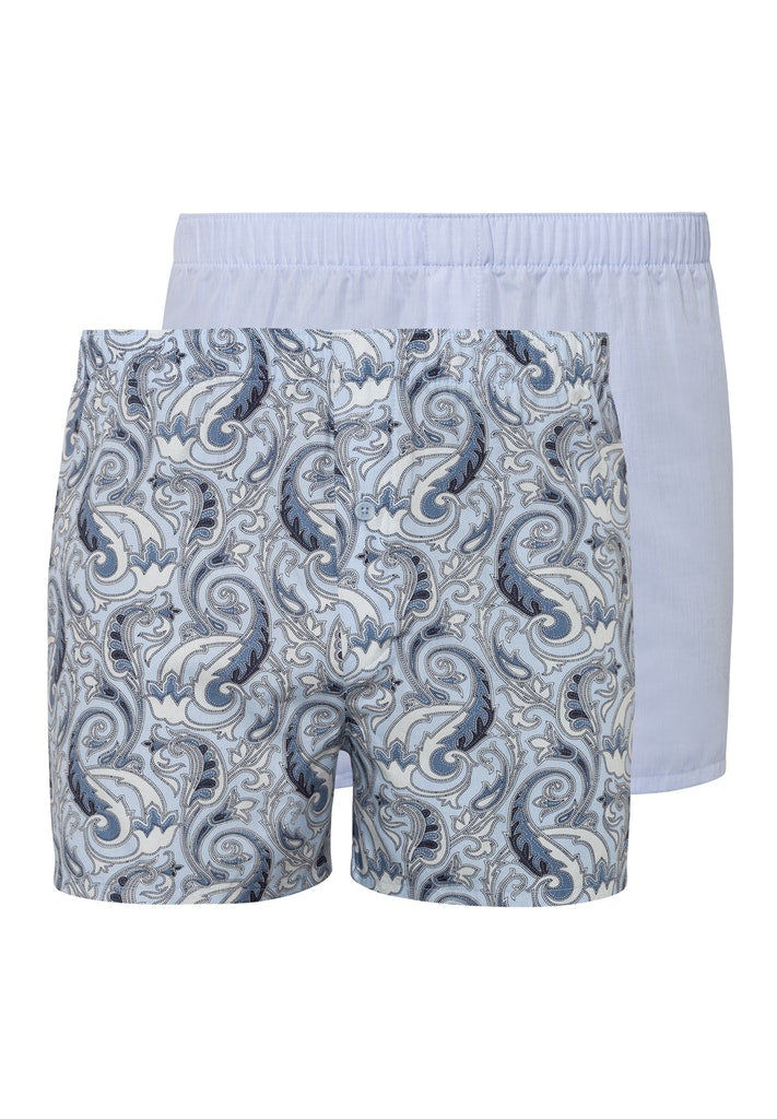 Fancy Woven -  Boxer Shorts - 2 Pack - HANRO