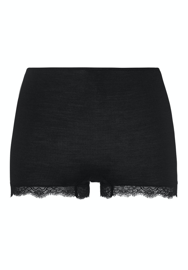 Woolen Lace - Long Leg Maxi Briefs - HANRO