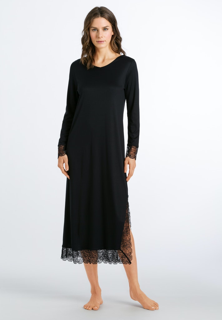 Wanda - Long Sleeved Nightdress 130cm - HANRO
