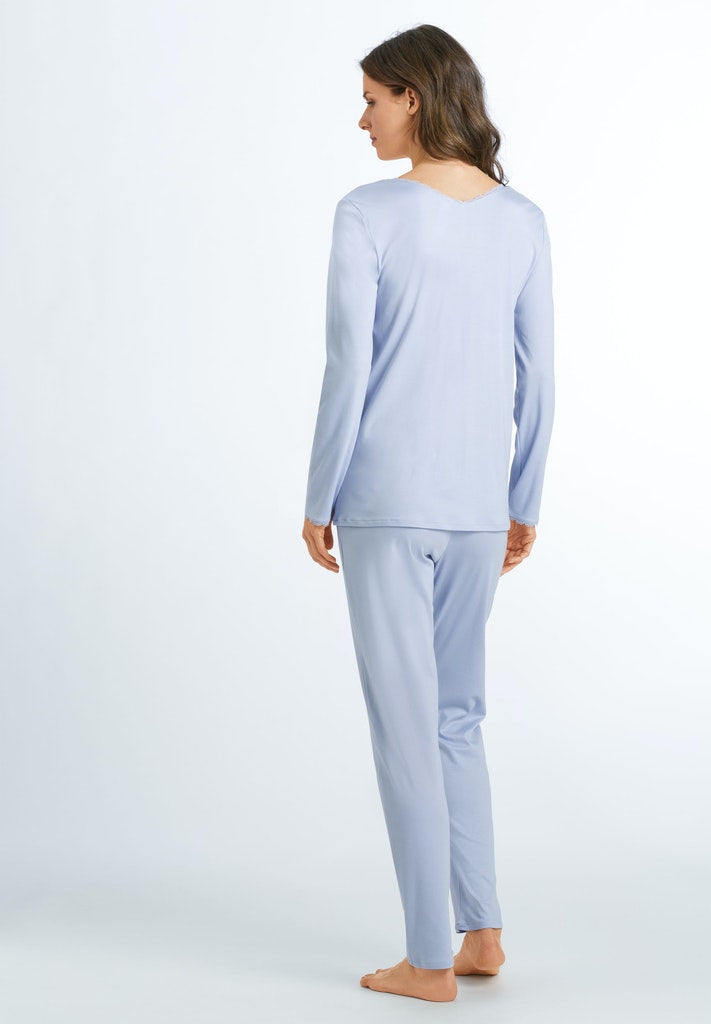 Bea - Cotton Long Sleeved Pyjama - HANRO