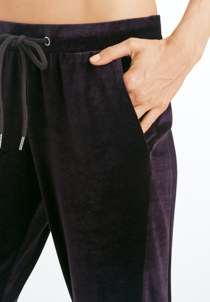 Favourites - Velvet Leisure Trousers