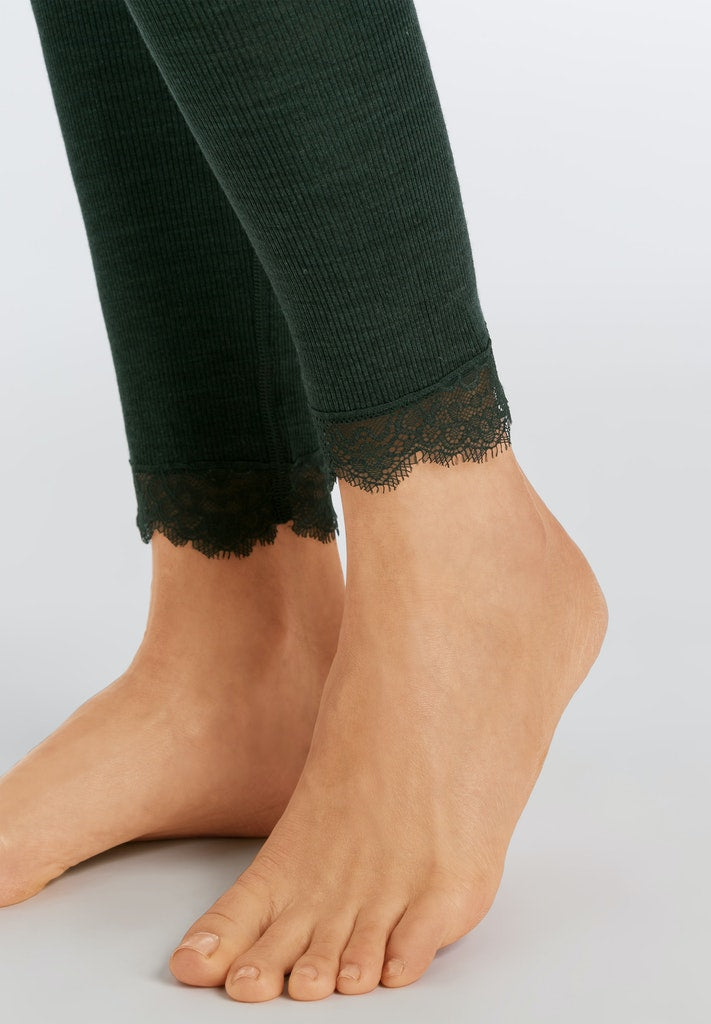 Woolen Lace - Leggings