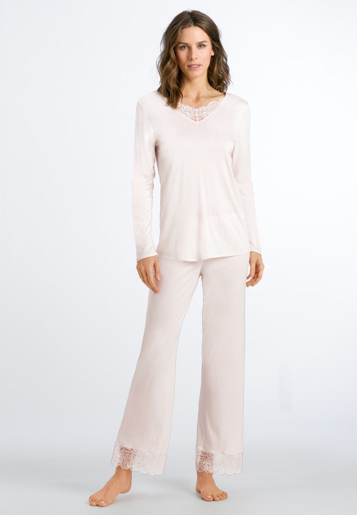 Wanda - Long Sleeved Pyjamas - HANRO