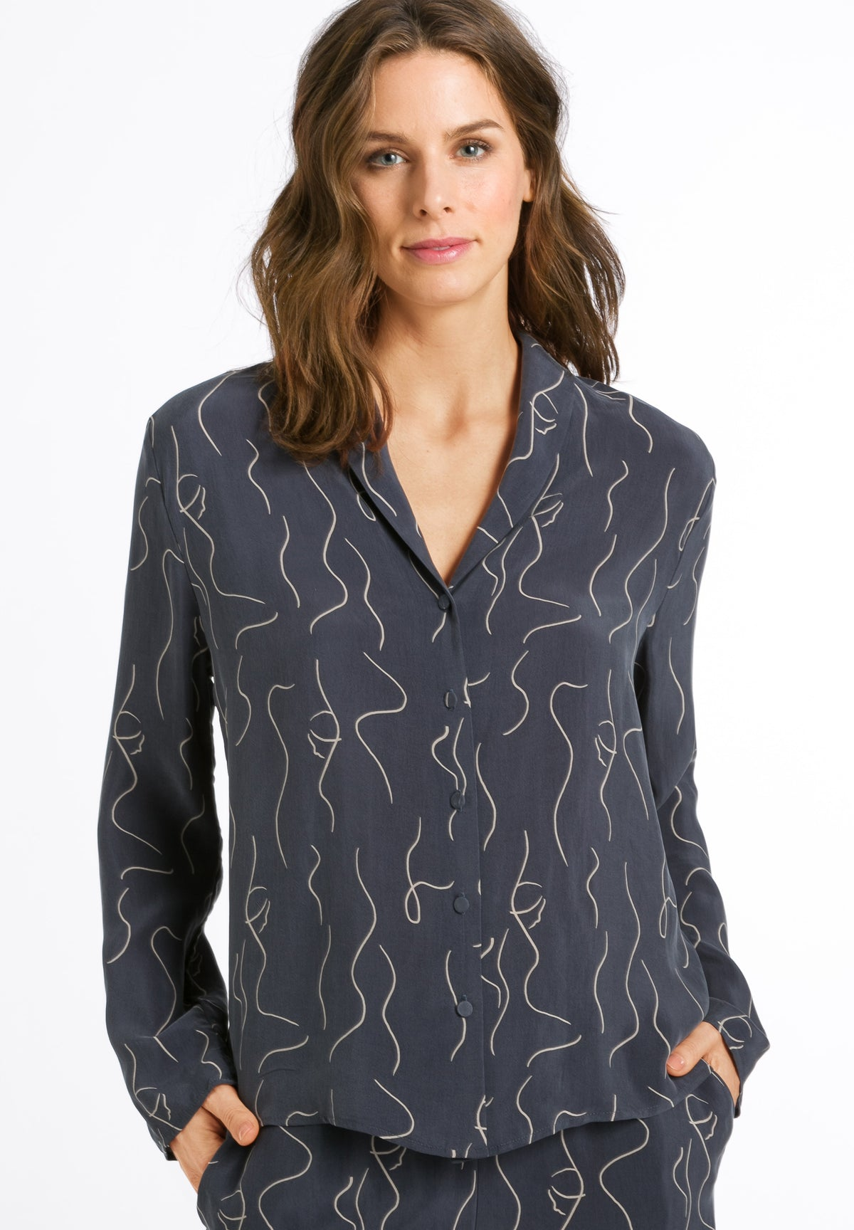 Lille - Long Sleeved Shirt