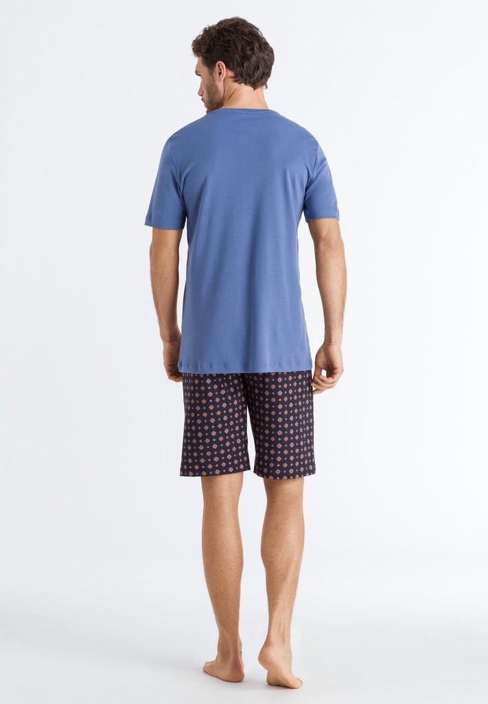 Night & Day - Short Cotton Pyjamas - HANRO