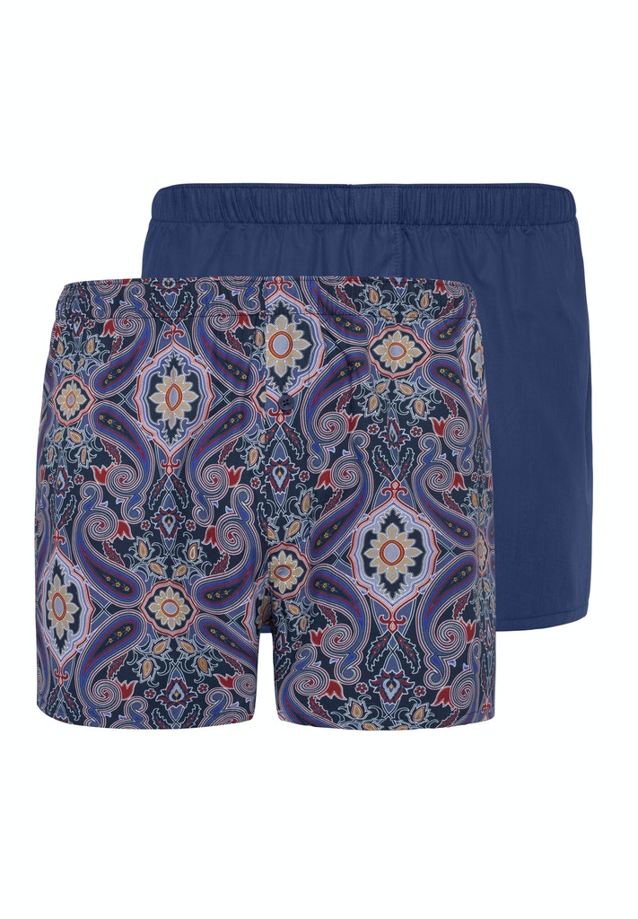 Fancy Woven -  Boxer Shorts - 2 Pack