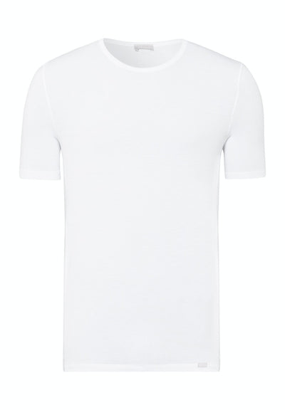 Natural Function - Short Sleeved Round Neck Top - HANRO