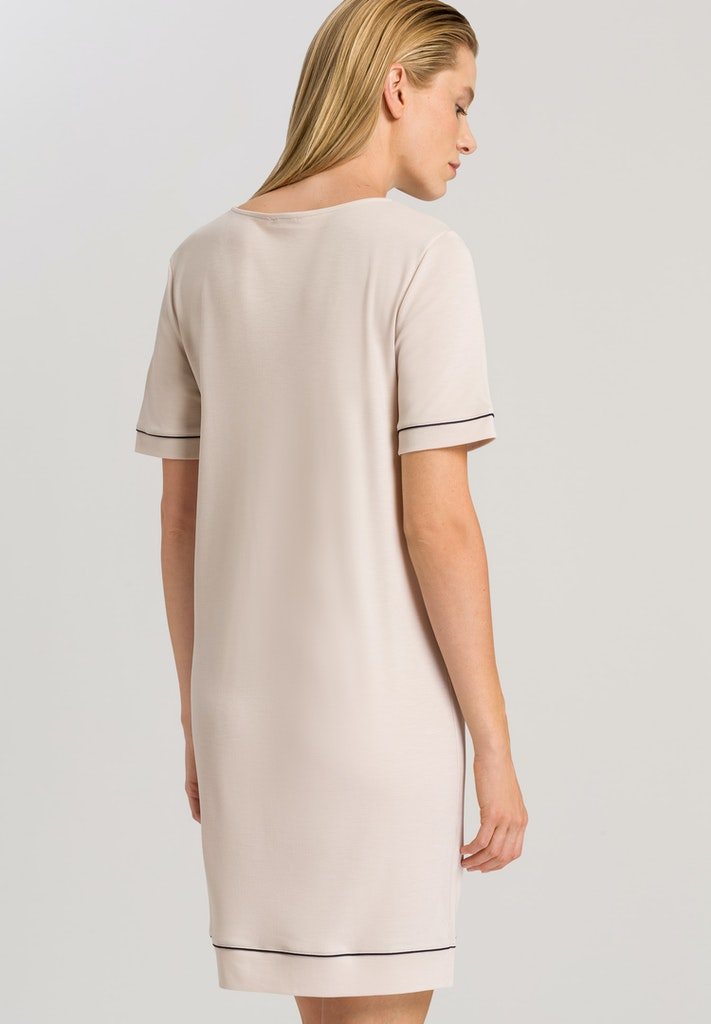 Natural Comfort - Short Sleeved Nightdress 90cm