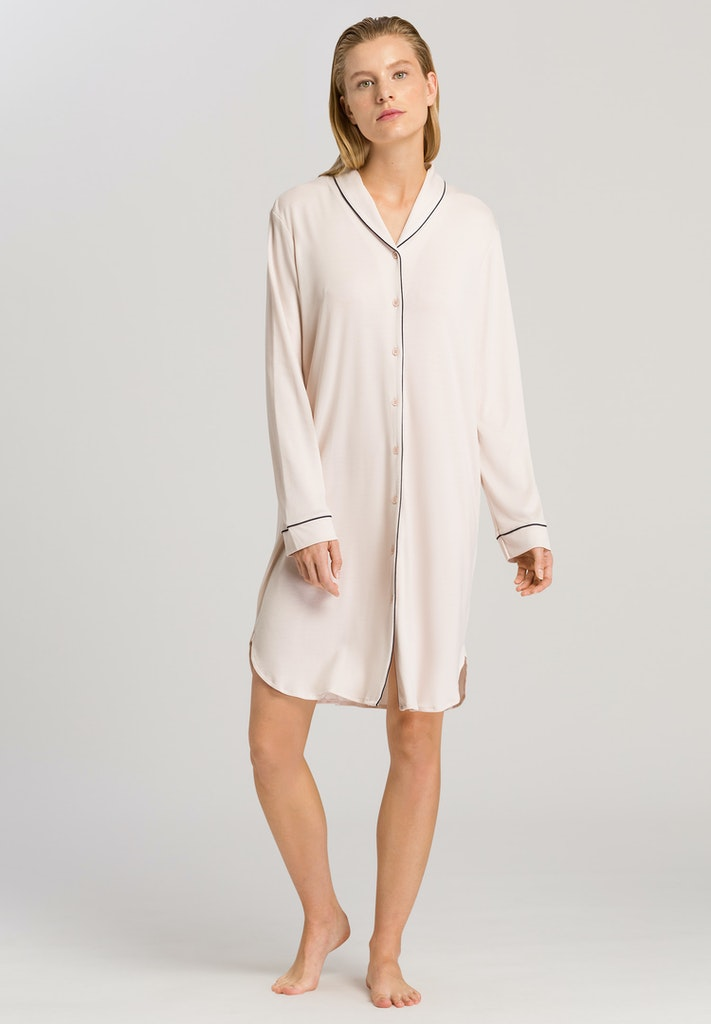 Natural Comfort - Long Sleeved Nightshirt 100cm