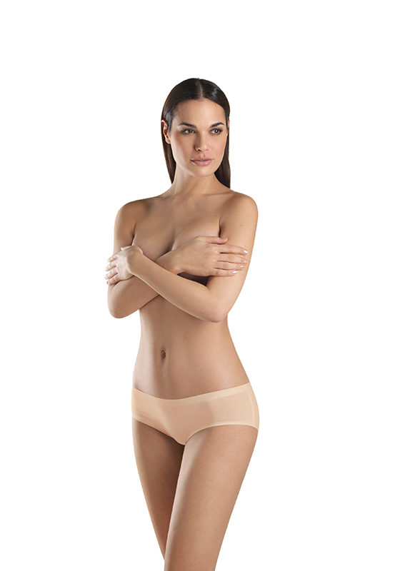Perfectly Nude - Hipster Brief - HANRO