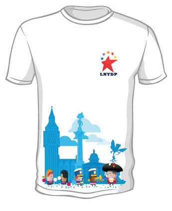 'The Official' LNYDP T-Shirt