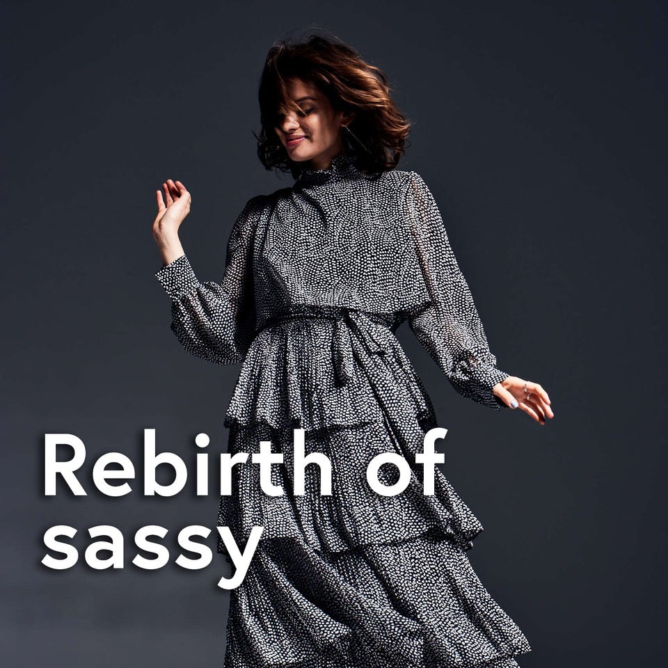 The Party Edit: Rebirth of sassy