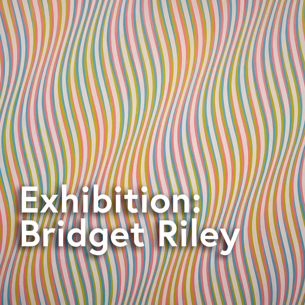 Bridget Riley: Hayward Gallery