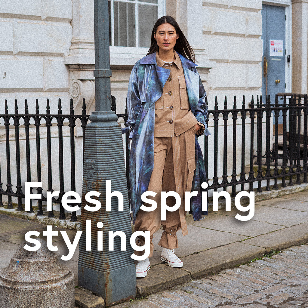 Ways to wear spring summer style