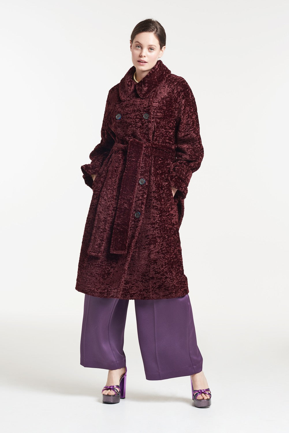 Paddington Fur Trench