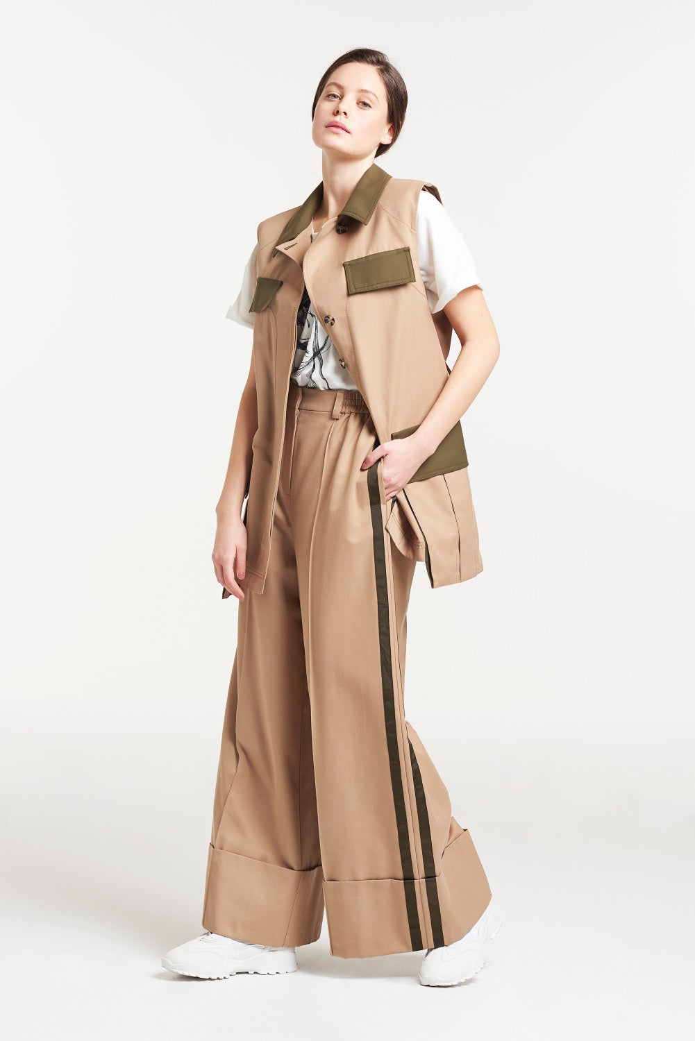 Load image into Gallery viewer, Palones Notting Hill Sleeveless Utility