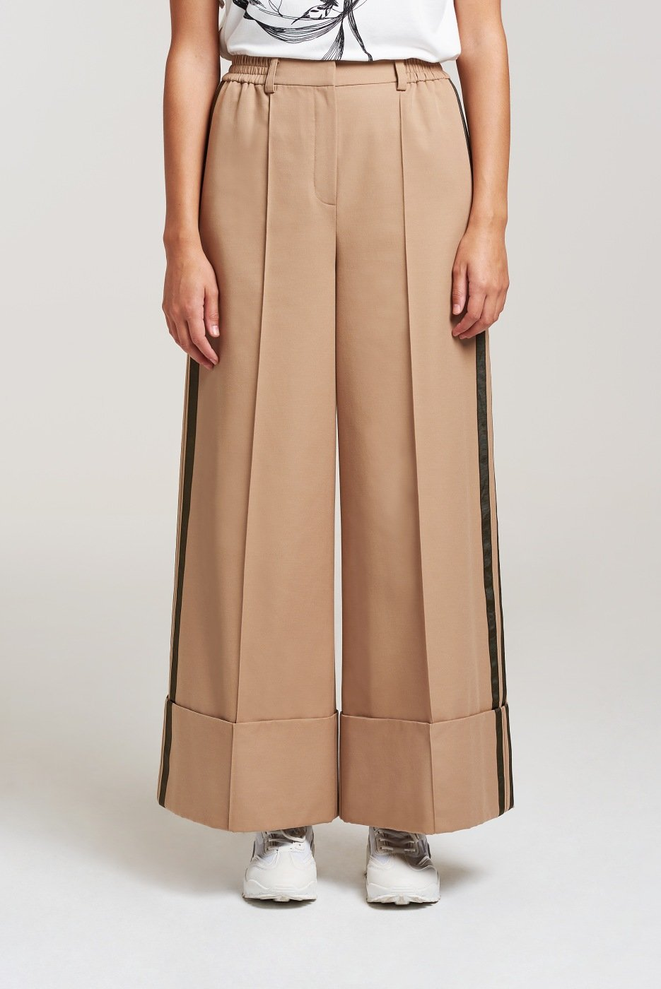 Load image into Gallery viewer, Palones Notting Hill Wide Leg Trouser