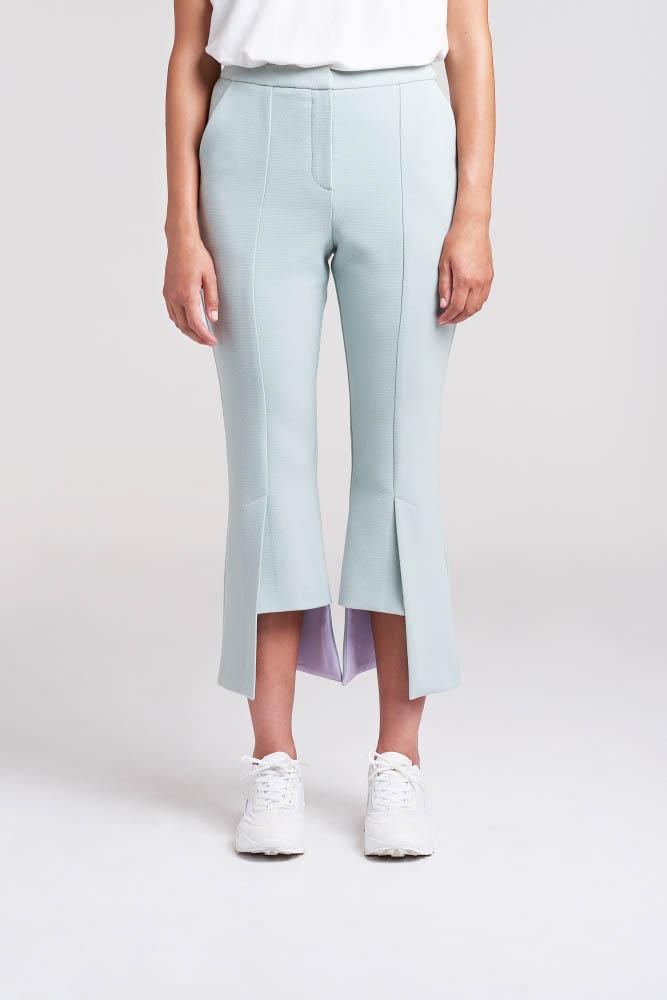 Load image into Gallery viewer, Haggerston Kick Flare Trouser