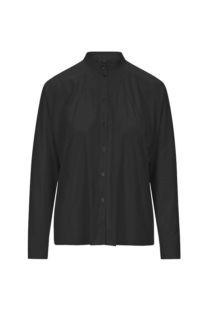 Load image into Gallery viewer, Palones Black Batwing Shirt