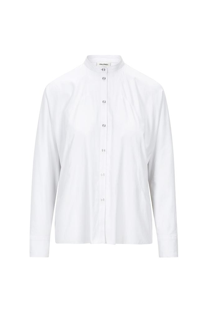 Load image into Gallery viewer, Palones White Batwing Shirt