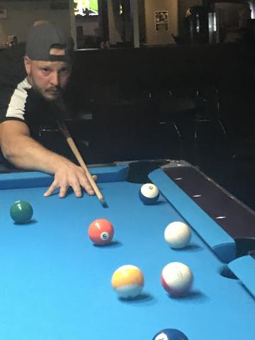 Chaz Wright, Owner Coastal Pool and Game Room