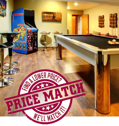 pool table price match
