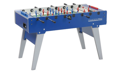 GARLANDO MASTER PRO INDOOR FOOSBALL TABLE (FOLDING LEGS)