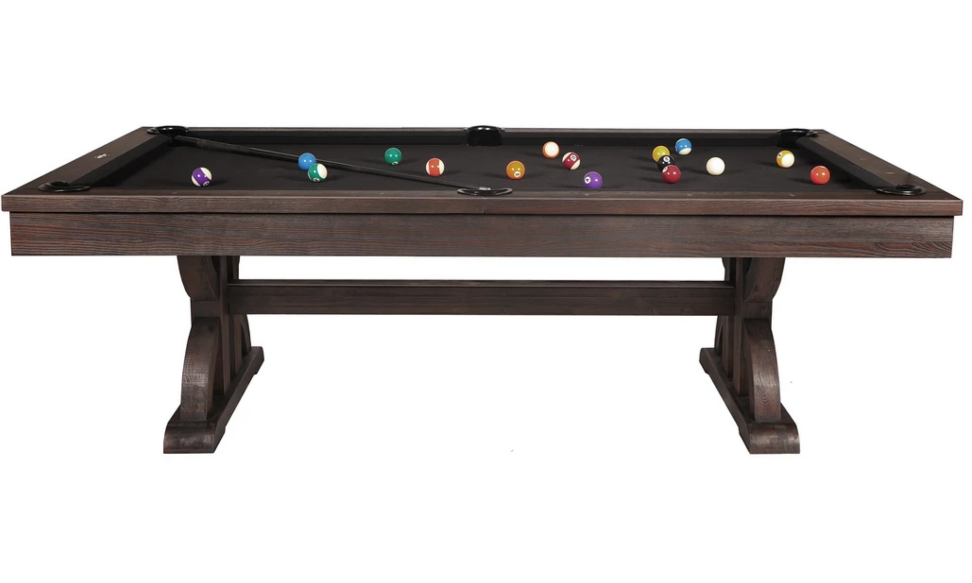 THE DRUMMOND POOL TABLE