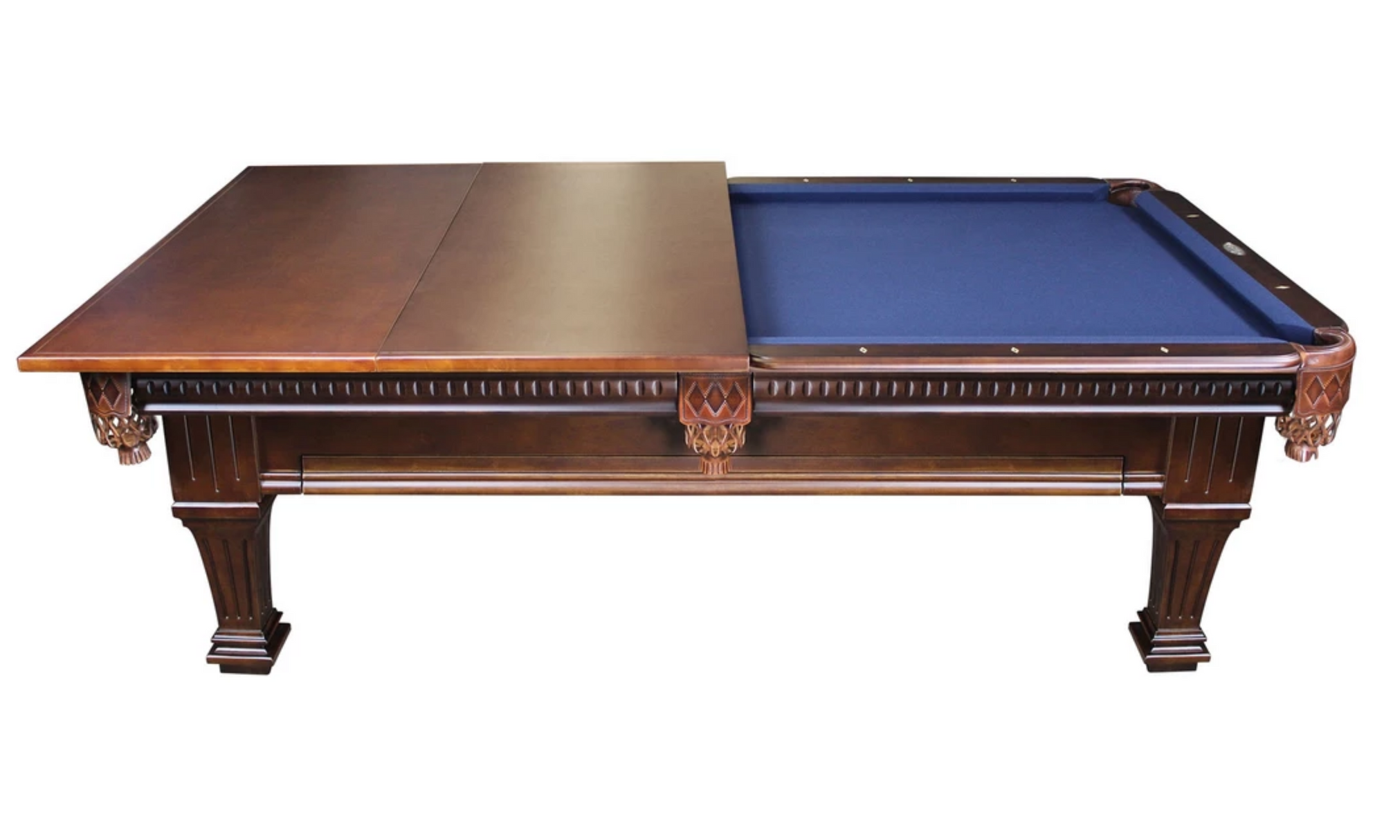 THE RAMSEY POOL TABLE WITH STORAGE DRAWER