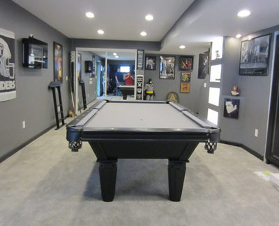 A. E. Schmidt Apollo Pool Table