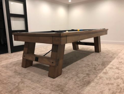 A. E. Schmidt Outlander Pool Table