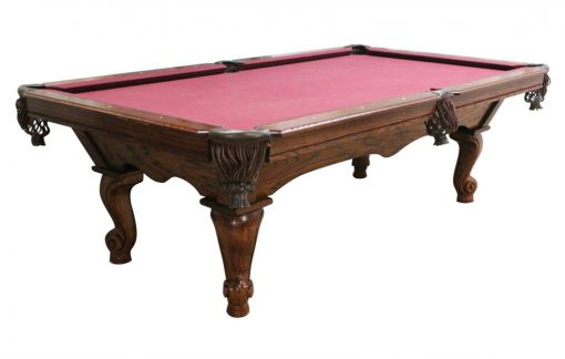 A. E. Schmidt Aquarius Pool Table