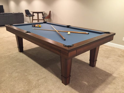 A. E. Schmidt Astaire Pool Table