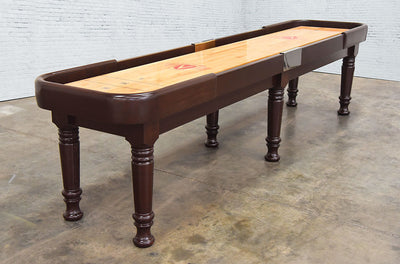 Bennett Shuffleboard Table
