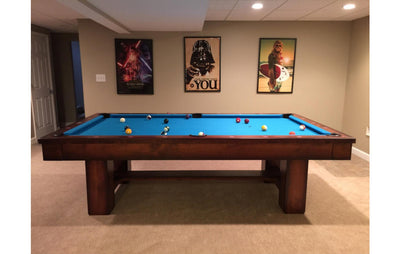 A. E. Schmidt Branson Pool Table