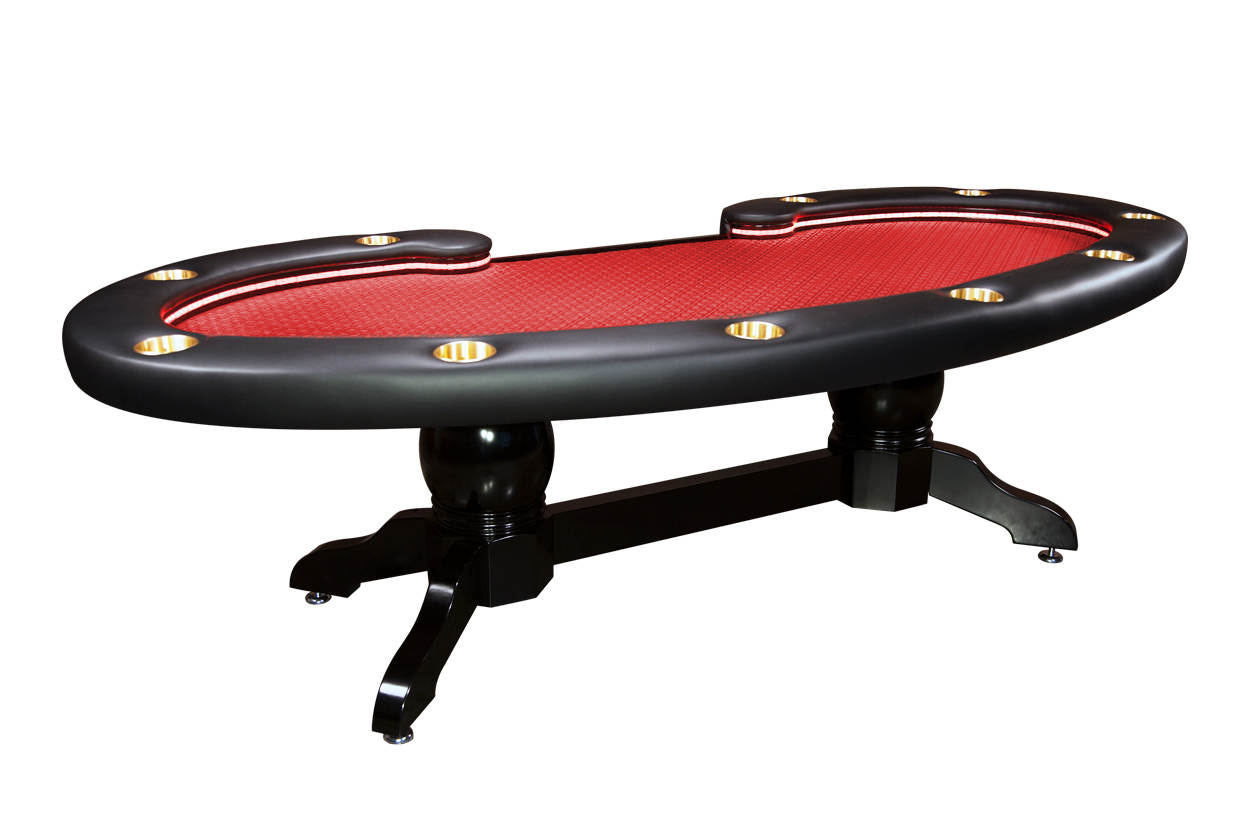 Capote Panther Lumen HD Poker Table
