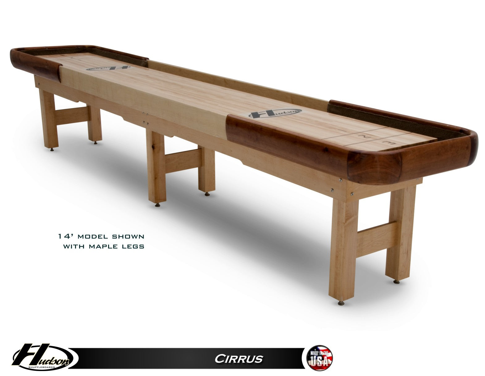 Cirrus Outdoor Shuffleboard Table