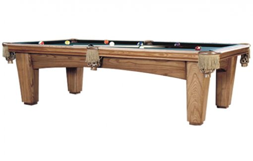 A. E. Schmidt Citrine Pool Table