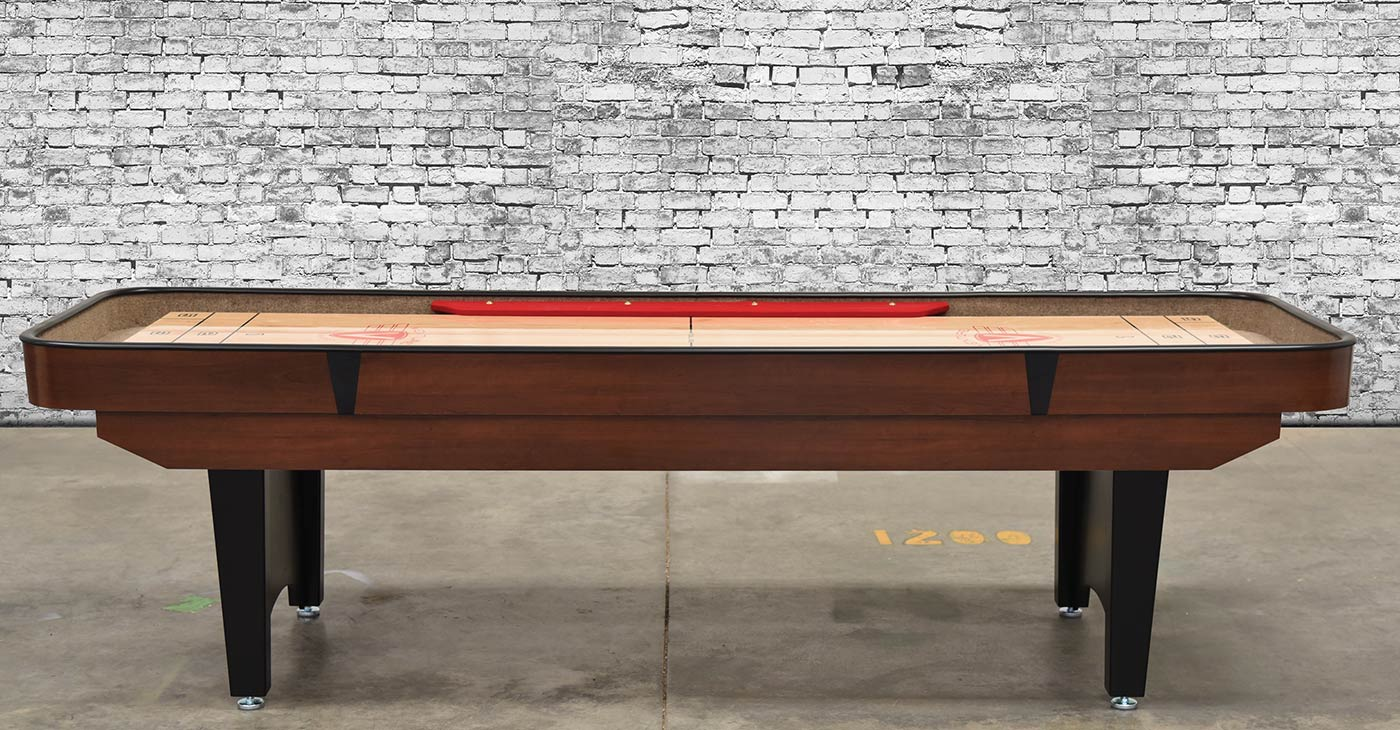 Classic Bank Shot Shuffleboard Table