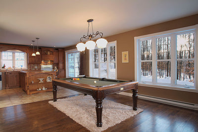 Colonial Pool Table