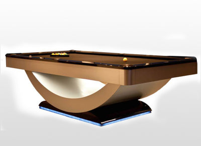 Custom S Modern Pool Table