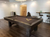 Dakota Slate Pool Table in Brown Wash