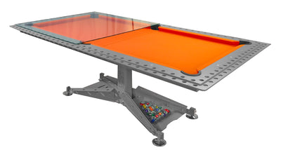 Decotech Pool Table with Convertible Dining Top