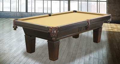 The Duke Pool Table